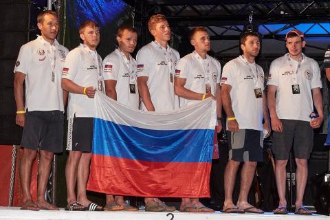 Серебро Мира - в России!!!